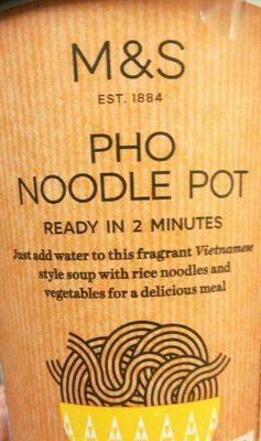 Pho Noodle Pot