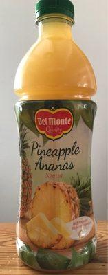 Pineapple Ananas Nectar