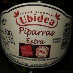 Piparras Extra