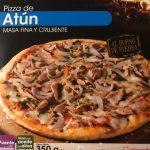 Pizza Atun Masa Fina Crujiente