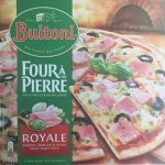 Pizza Royale Four à Pierre 370 g