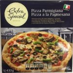 Pizza a la Parmesana