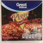 Pizza con peperoni Great Value