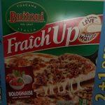 Pizza fraich'up