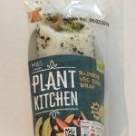 Plant Kitchen Rainbow veg sushi wrap