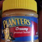 Planters Peanut Butter Creamy