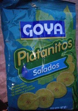 Platanitos sabores