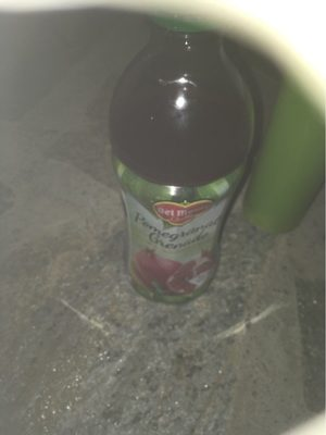 Pomegranate Grenade