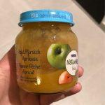Pomme peche abricot