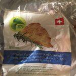 Pommes de terre suisses riches en amidon