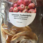 Pommes sèches suisses