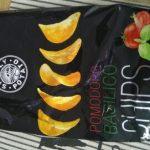 Pomodoro basilico chips