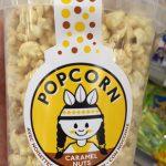 Popcorn Caramel Nuts Avec Noisettes
