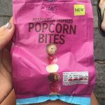 Popcorn bites