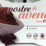 Postre de Avena con Cacao
