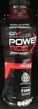 Powerade Ion 4 Frutas