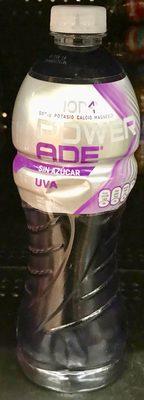 Powerade Zero Ion4 sabor uva