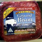 Premium Ground Bison
