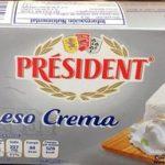 President Queso Crema