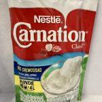 Producto lácteo combinado con grasa vegetal