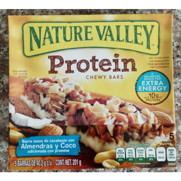 Protein chewy bar