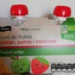 Puré de fruites