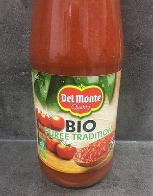 Purée De Tomates Tradition À L'ancienne Bio Del Monte