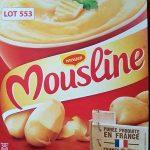 Purée Mousline