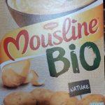 Purée Mousline bio