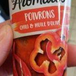 Purée d'Aromates - Poivrons