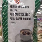 Pur café soluble Budget