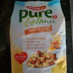 Pure Balance Mandeln & Honig