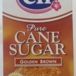 Pure Cane Sugar Golden Brown