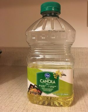 Puree Canola Oil