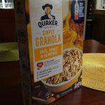 Quaker Simply Granola Oats