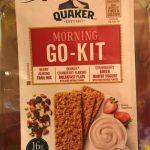 Quaker morning Go Kit