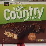 Qualité & Prix Country SOFT CHOC Chocolat Noir