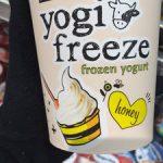 Qualité & Prix Glace au lait avec du yogourt au miel