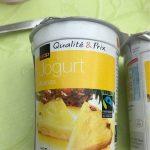 Qualité & Prix Jogurt Ananas