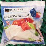 Qualité & Prix Mozzarella