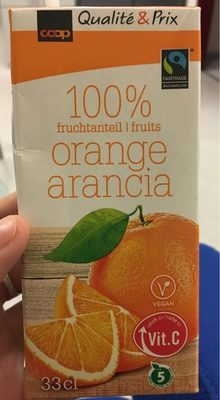 Qualité & Prix Orange Arancia