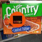 Qualité&Prix : Country : Crunchy : Chocolat-sirop d'érable