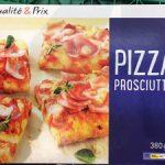 Qualité&Prix : Pizza Prosciutto