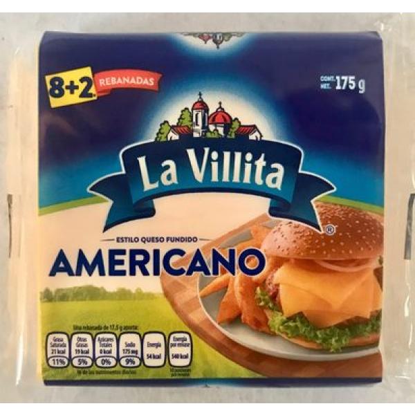 Queso Americano La Villita