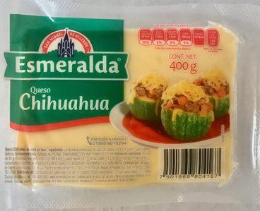 Queso Chihuahua Esmeralda