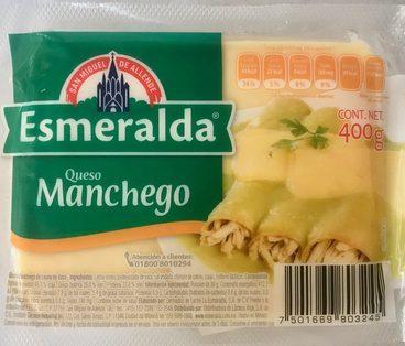Queso Manchego Esmeralda