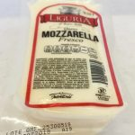Queso Mozzarella Fresco Liguria