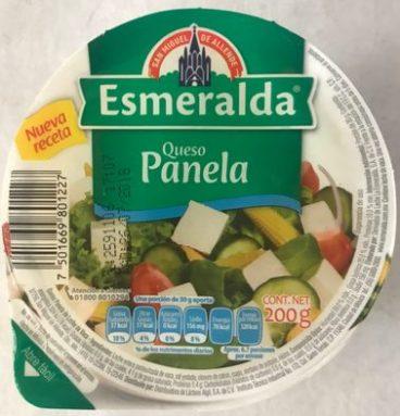 Queso Panela Esmeralda