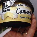 Queso Tgt Crema Camembert