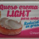 Queso crema (Light) para untar